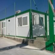 Oficinas modulares para el Corte Inglés