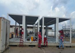 construccion modular de oficinas en venezuela