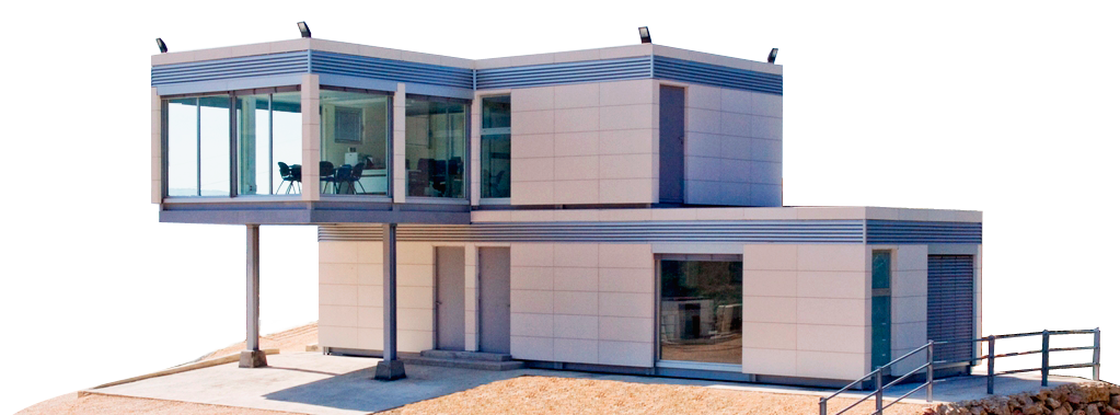 Europa prefabri alquiler y venta de construcciones modulares - Casetas metalicas precios ...