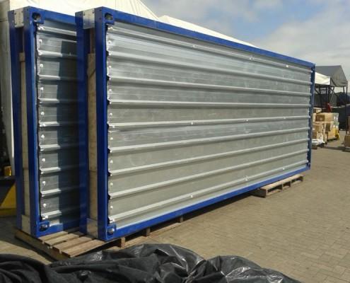 Construcciones prefabricadas modulares