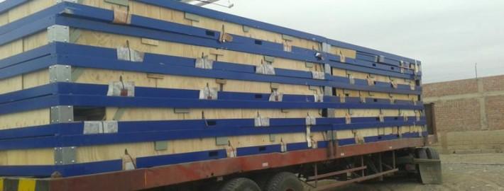 modulos prefabricados en peru para nuestra filial