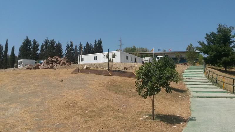 Aulas prefabricadas malaga