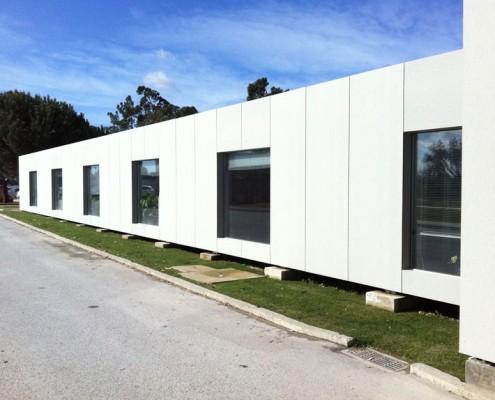 oficina modular acristalada construccion modular europa prefabri