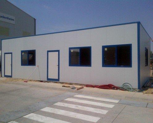 Oficinas modulares - Europa Prefabri