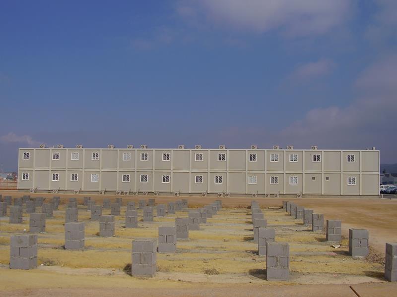 Europa Prefabri Modular Prefabricated Work Camps
