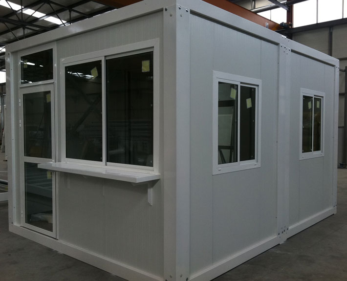 moderna casa prefabricada