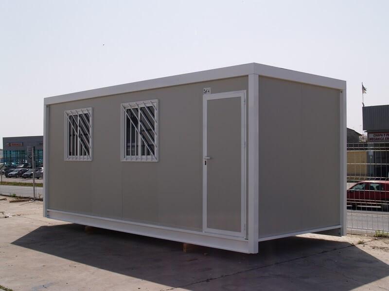 Casetas prefabricadas en alquiler - modelo c1 1