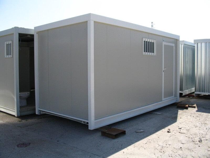 Casetas prefabricadas en alquiler - modelo sn30p