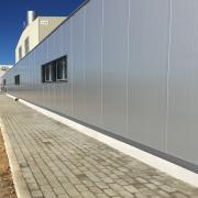 Edificio modular prefabricado