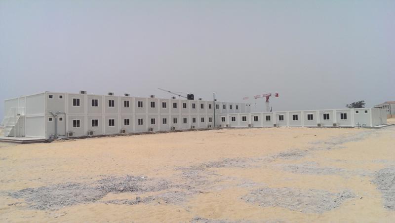EUROPA PREFABRI - Prefab modular buildings