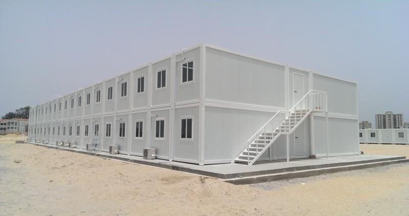 campamento modular de oficinas en lagos nigeria