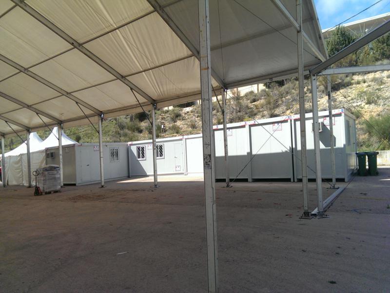 EUROPA PREFABRI - Alquiler casetas para eventos
