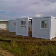 oficinas modulares en senegal | Prefabri