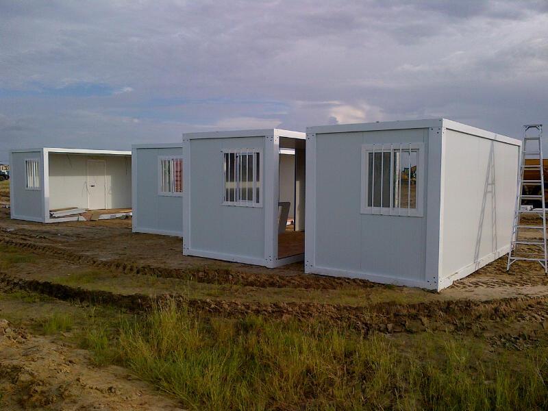 Oficinas modulares en senegal construcciones modulares for Oficinas modulares