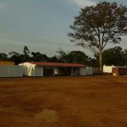 campamento modular en camerun