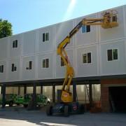 oficinas modulares prefabricadas en madrid