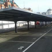 Marquesinas de aparcamiento para Bosch