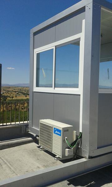 casa bioclimatica prefabricada