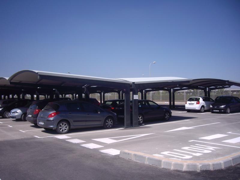 marquesinas para coches
