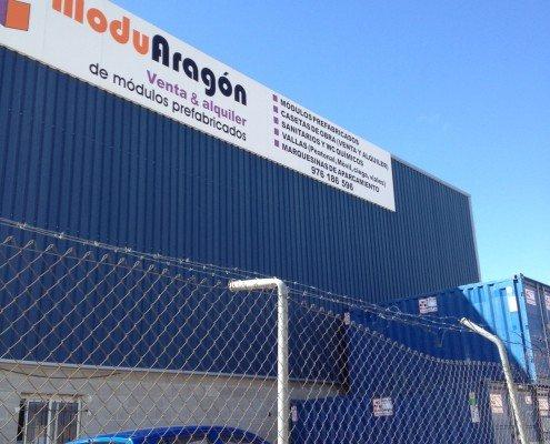 Modulos prefabricados Aragon - Moduaragon