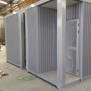 diseño y fabricacion a medida de modulos prefabricados