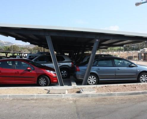marquesinas de parking