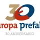 celebramos nuestro 30 aniversario logo europa prefabri