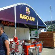 Módulos prefabricados para el fanzone de la final de la Copa del Rey 2017 01