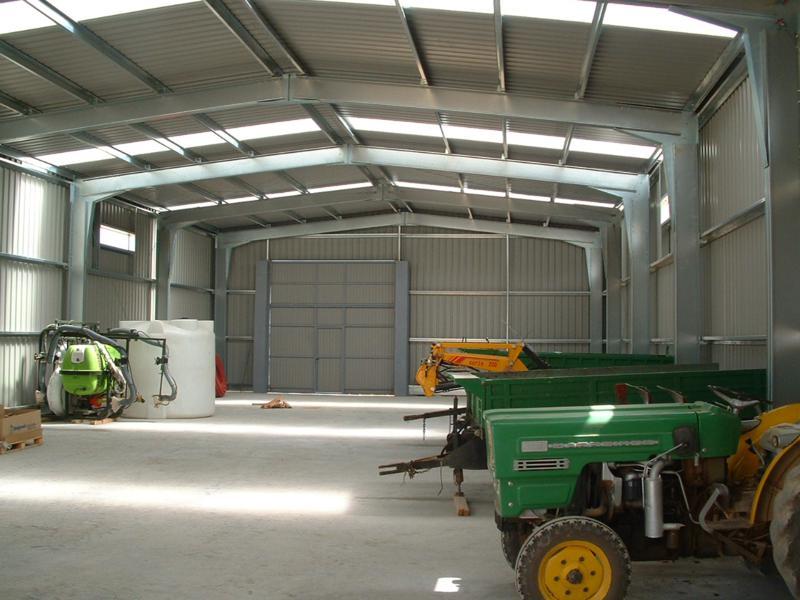 EUROPA PREFABRI - Prefabricated warehouses
