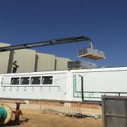 Servicio integral en casetas y modulos guardia y custodia montaje reparacion y transformacion Prefabri 2