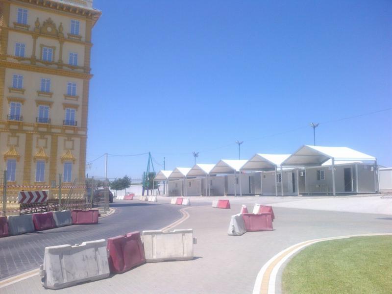 Europa Prefabri - Alquiler de construcciones modulares en Málaga