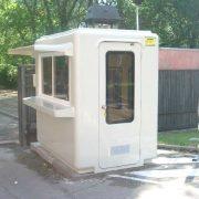 cabina vigilancia poliester