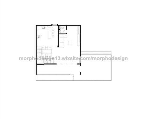 casa prefabricada modular beach plano planta baja