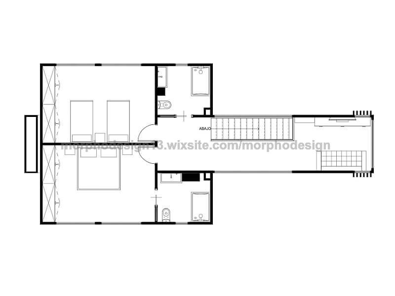Casa prefabricada modular village 001 europa prefabri - Casa prefabricada modular ...