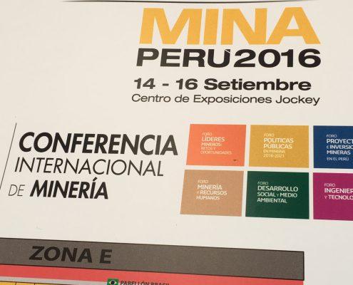 alquimodul expositores en expo mina 2016 lima peru