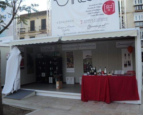 festival de cine de malaga - alquiler de modulos para espectaculos concierto eventos