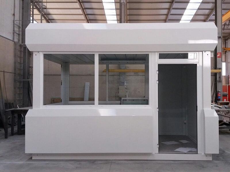 cabine modulaire
