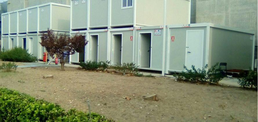 modulos prefabricados en la central nuclear de cofrentes
