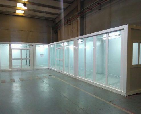 oficinas modulares acristaladas para grudem 10