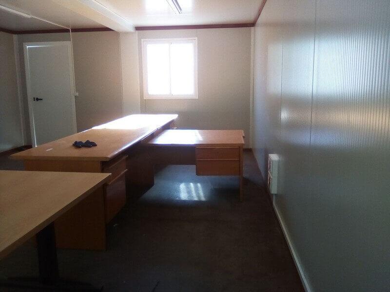 Oficinas prefabricadas para la universidad de alicante for Oficina de consumo alicante