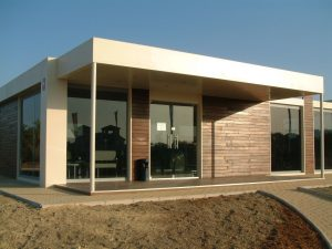 modular sales offices