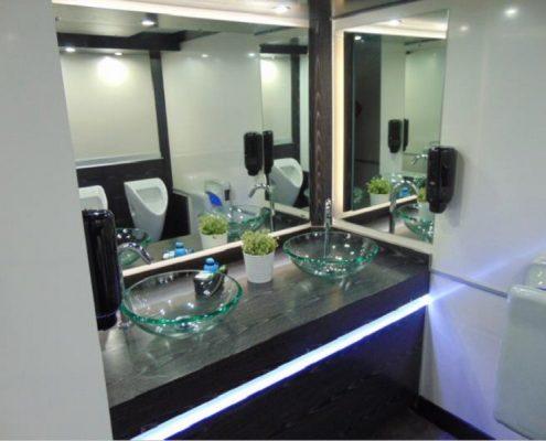 Portable WCs