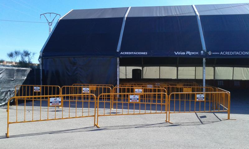 Europa Prefabri - Alquiler de casetas prefabricadas y vallas para eventos