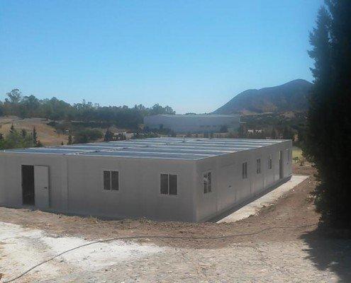 fabricacion y montaje de aulas prefabricadas en malaga