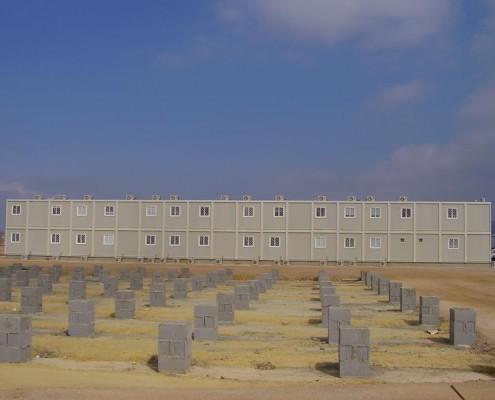EUROPA PREFABRI - Prefab work camps