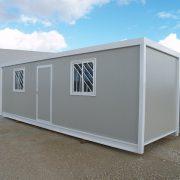 Casetas prefabricadas en alquiler - modelo ana 8000