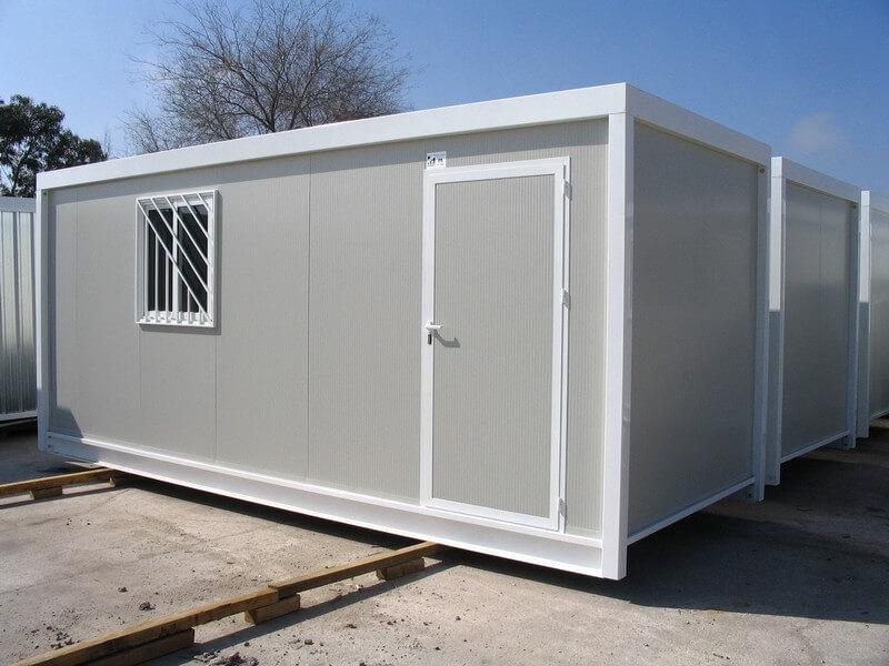 Casetas prefabricadas en alquiler - modelo ana6000