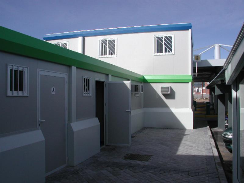 construcciones modulares prefabricadas - modulos prefabricados