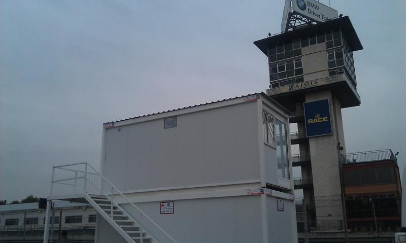 EUROPA PREFABRI - modulos prefabricados