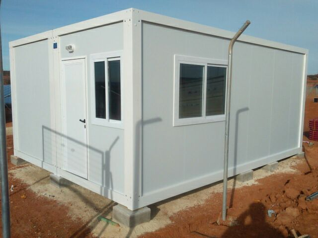 security portable cabins